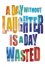 Bold Laughter by Tania Bello